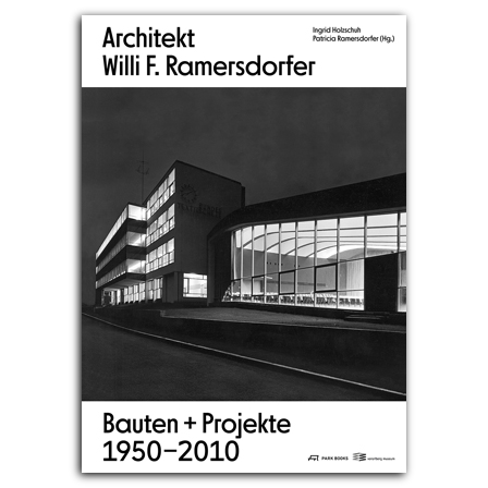 Architekt Willi F. Ramersdorfer