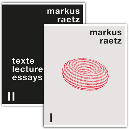 Markus Raetz. The Prints 1951–2013